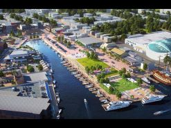 (Historic Annapolis, City Dock Action Committee Design Team and BCT Architects)