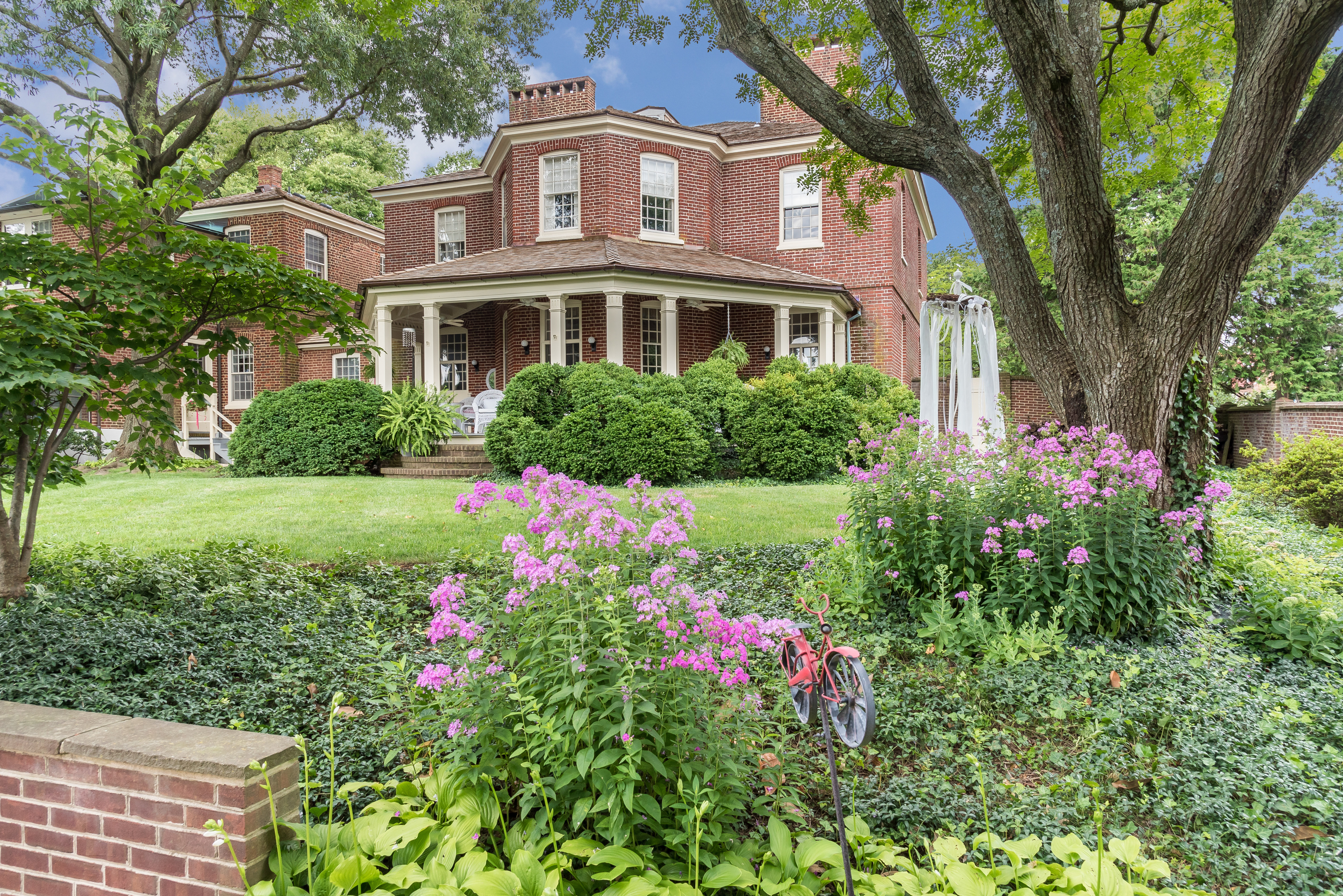 Maryland House And Garden Pilgrimage Anne Arundel County Tour