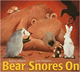Bear-Snores-On